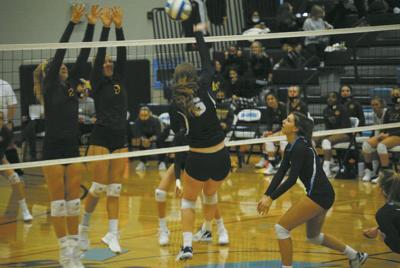VCHS Volleyball vs. Fargo South