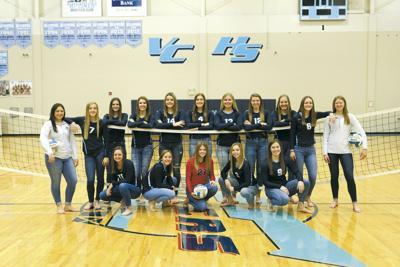 VCHS Volleyball Team