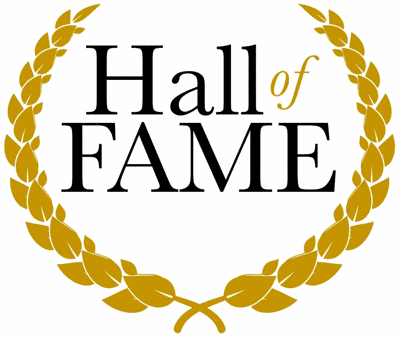 Hall of Fame Graphic
