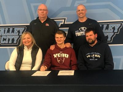 Thornton Signs With VCSU