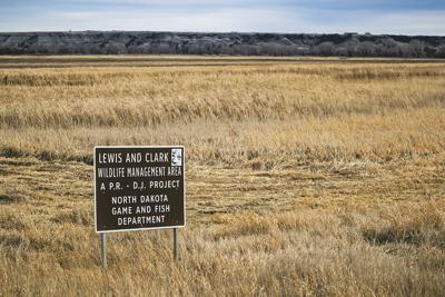 ND Outdoors - Lewis & Clark Wildlife Management Area