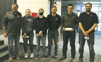Barnes County Wildlife Five Scholarship Recipients