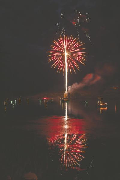 Ashtabula Fireworks