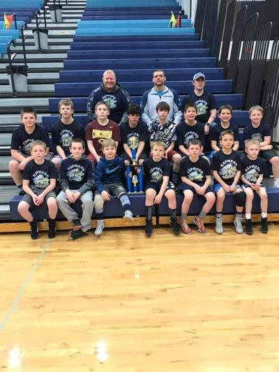Express Wrestling Tournament March 2021