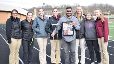 VCSU 2021 Vikings Athletics Golden Crutch Award