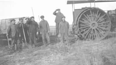 History of North Dakota Agriculture