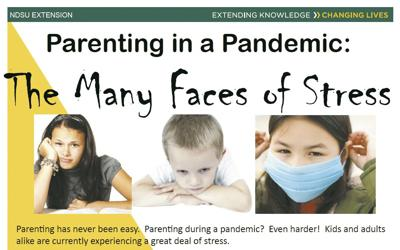 Parenting in a Pandemic Poster