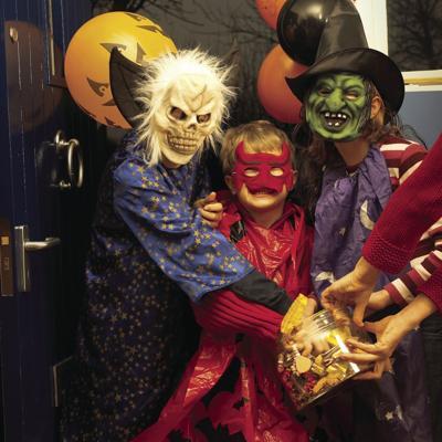 Halloween Goblins & Ghouls