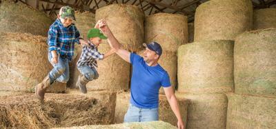 Farm Safety Photo