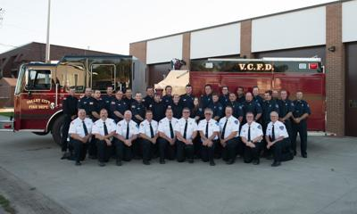 Valley City Fire Department Members
