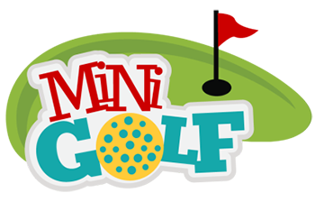 Mini Golf Tournament Graphic