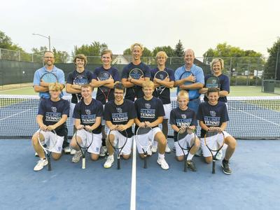 VCHS Tennis 2021