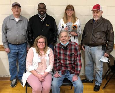 Eagles Donation to CCHD for Plusoptix System