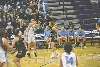 Hi-Liner Girls Basketball Feb. 4, 2020