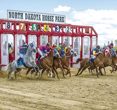 ND Horse Park Racing