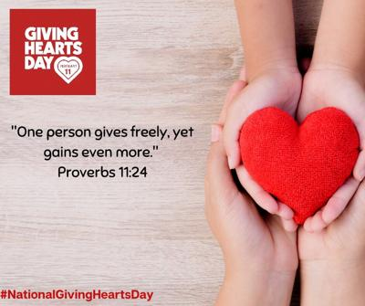 Giving Heart Day 2021