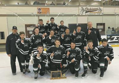 JVC Prowl Peewee A State Championship