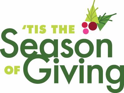 Season Of Giving Graphic