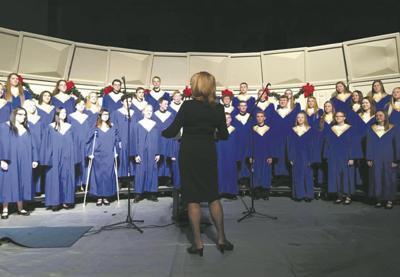 Governor Choir Photo