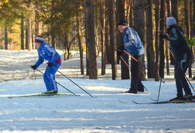 Special Olympics Bottineau