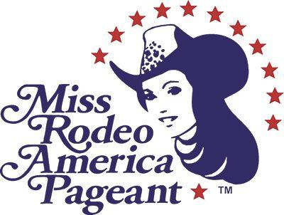 Miss Rodeo American Pageant Logo