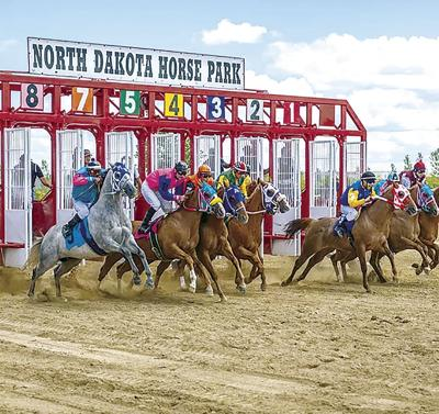 ND Horse Racing Park