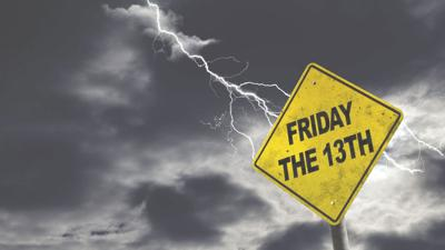 Friday the 13th Graphic