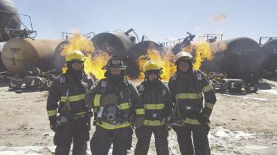 VC Firefighters