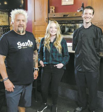 Guy Fieri Visits Rustica Eatery & Tavern