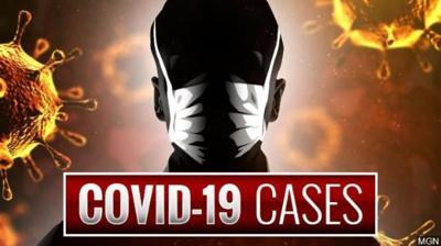 COVID 19 Cases Graphic