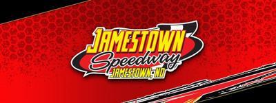 Jamestown Speedway Logo