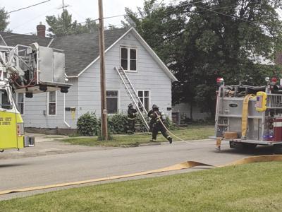 VCFD Firemen House Training