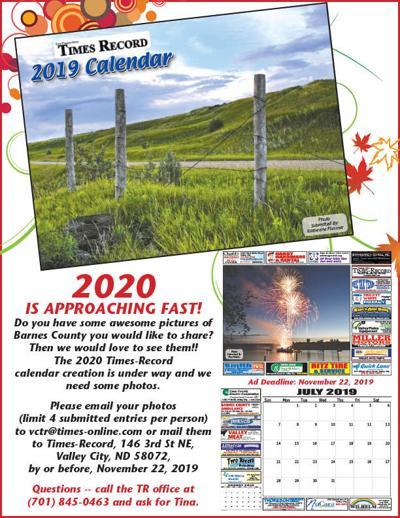 2020 TR Calendars