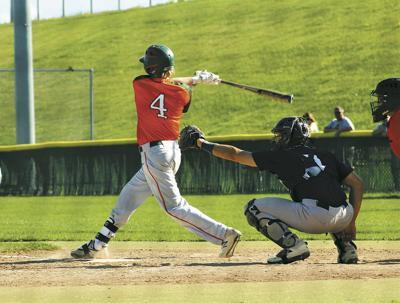 Babe Ruth Baseball - Riley G Catching