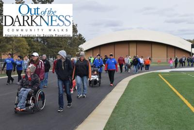 Out of the Darkness Walk VCSU