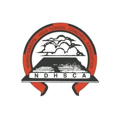 North Dakota High School Coaches Association Logo