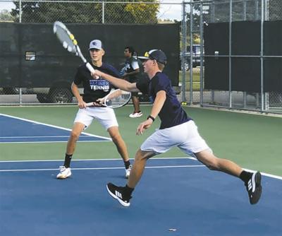 Tennis West Fargo Regionals