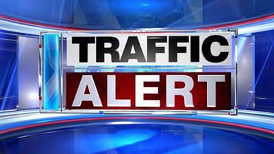 Traffic Alert Graphic