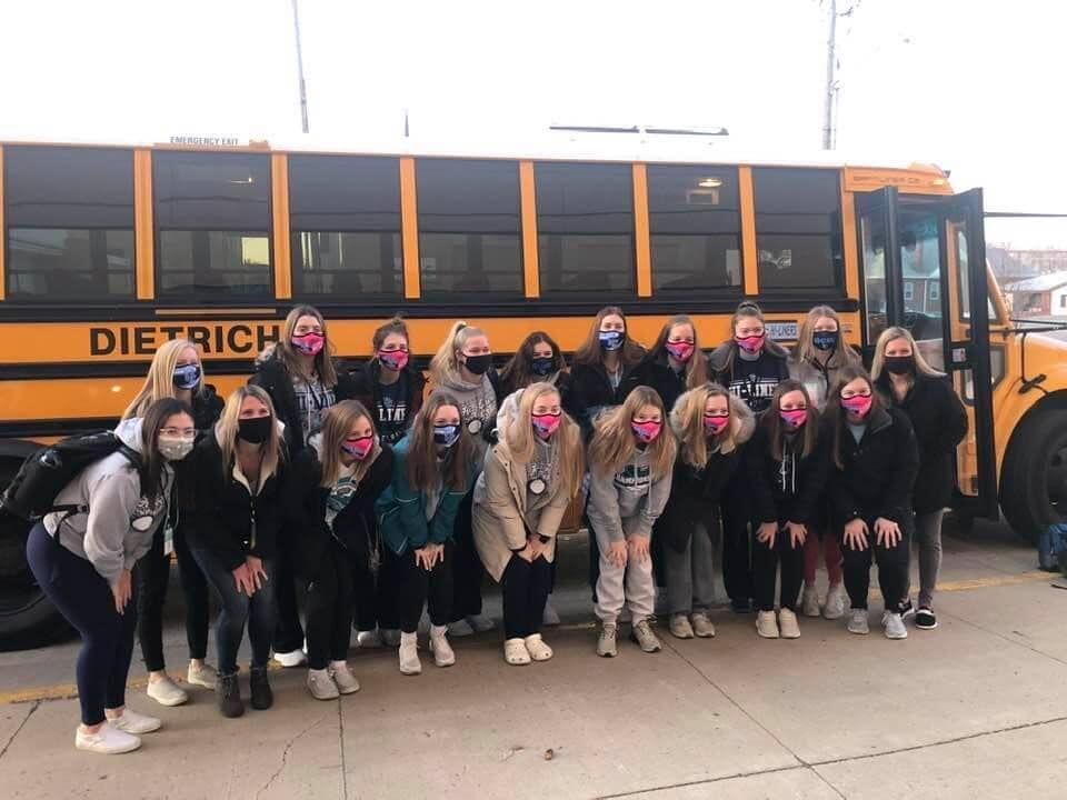 Valley City Volleyball State 2020