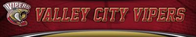 Valley City Vipers Hockey logo