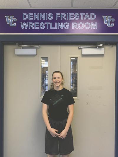 Emma Meilke/VCHS Wrestler