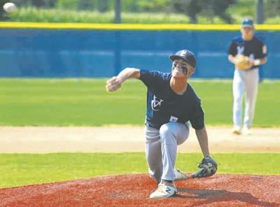 Post 60 Royals Baseball Pitcher 2021
