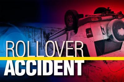 Rollover Accident Graphic