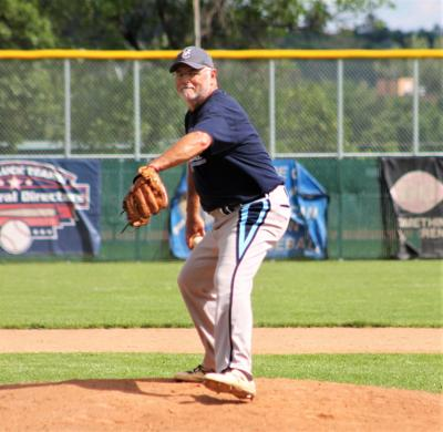 VC Alumni Baseball Game
