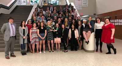 VCHS Speech Team West Fargo Invitational