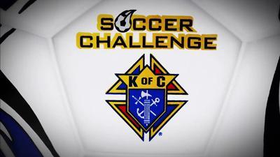 Knights of Columbus Soccer Challenge Logo