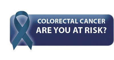 Colon Cancer Screening Graphic
