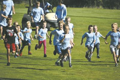 VC Cross Country Elementary Run 2021