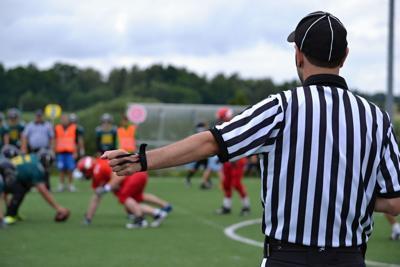 sports officiators