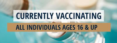 CCHD COVID Vaccination info